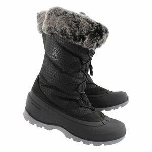 MOMENTUM2 black winter boot from KAMIK